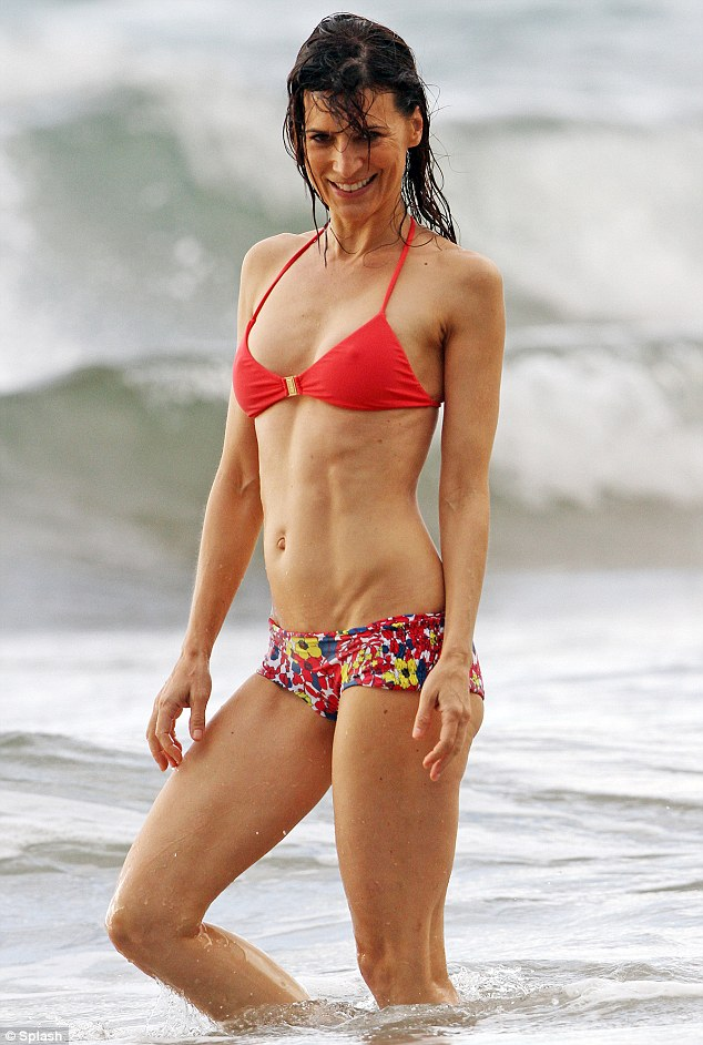 perry reeves celebrity bikini anorexic